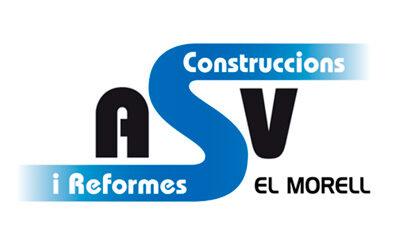 CONSTRUCCIONS I REFORMES ASV