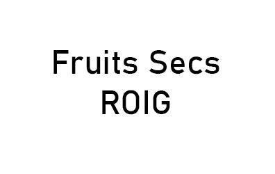 FRUITS SECS ROIG