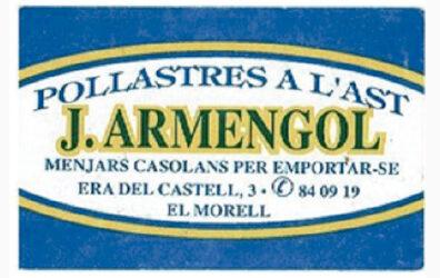 POLLASTRES A L'AST J. ARMENGOL