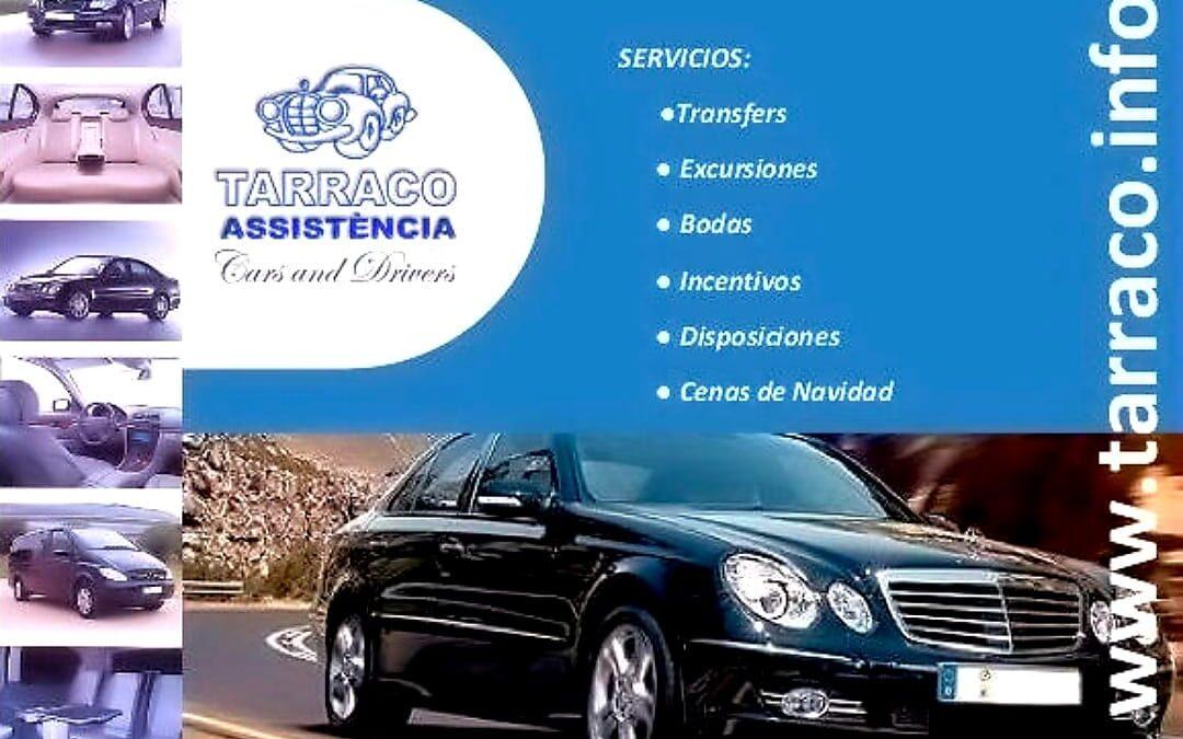 TARRACO ASSISTÈNCIA – Servei de Taxi Privat