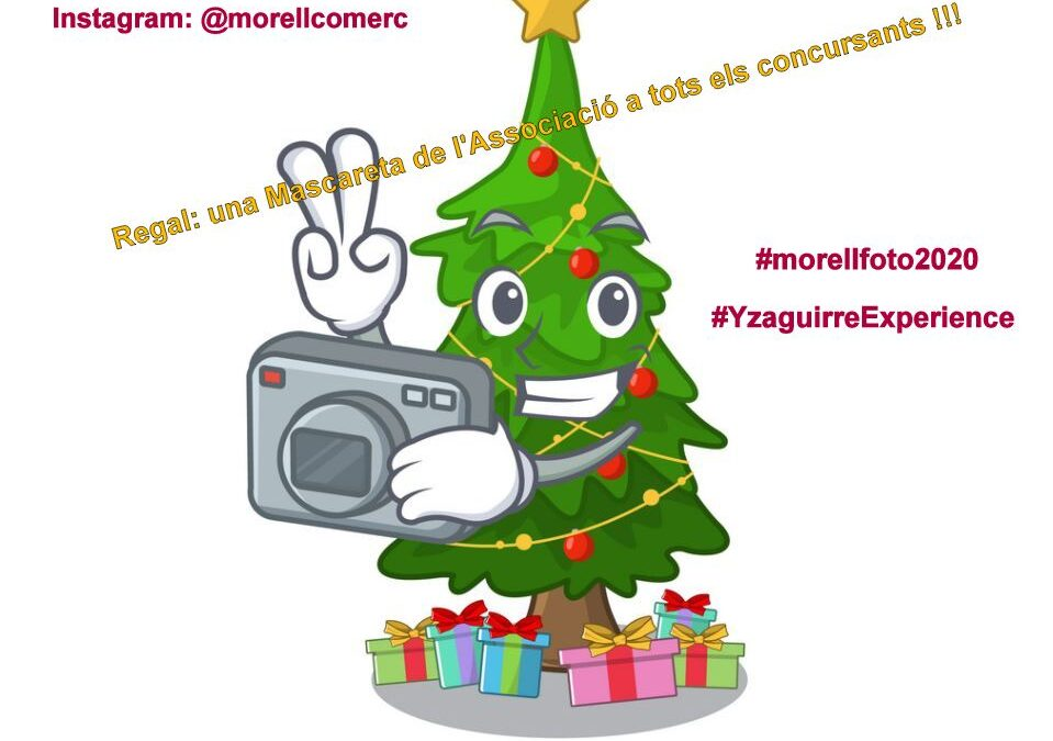 Concurs de fotografia: Com vius el Nadal 2020 al Morell